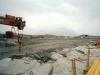 Veien til kai bygges