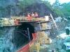 Sikring av tunellåpning